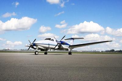 King Air 350i Jet