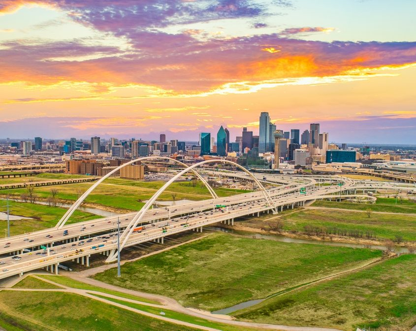 Fort Worth Alliance Airport (AFW, KAFW) Private Jet Charter