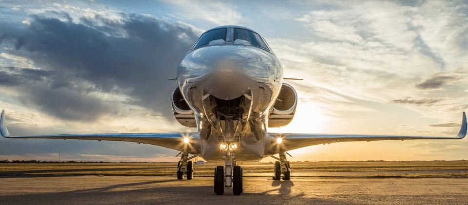 Citation x+ Jet