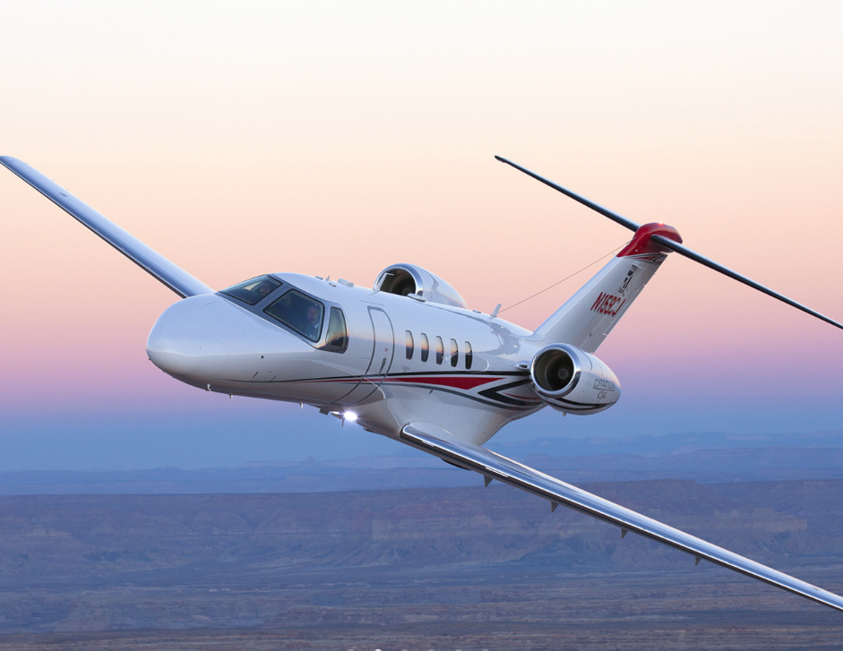 Cessna Citation CJ4 Jet
