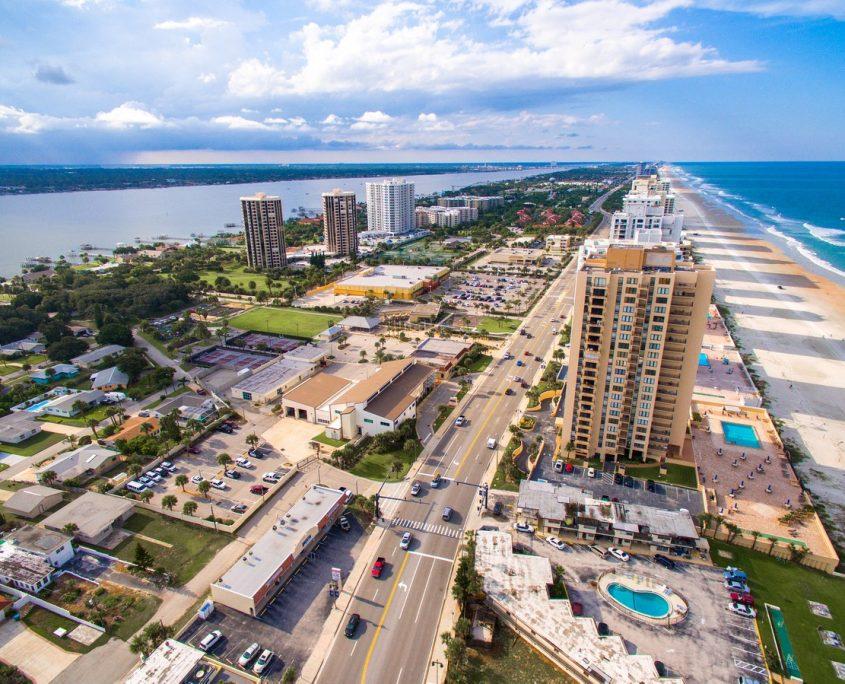 Daytona Beach Private Jet Charter
