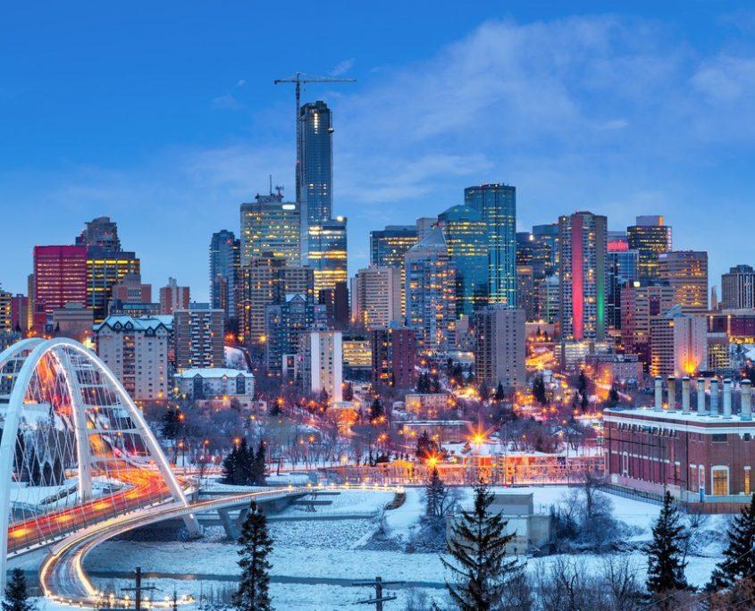 Edmonton, AB Private Jet Charter