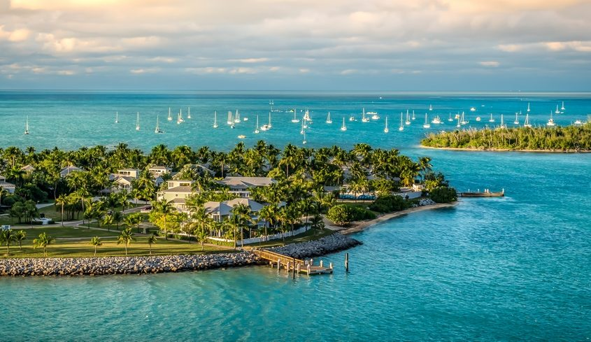 Key West Private Jet Charter