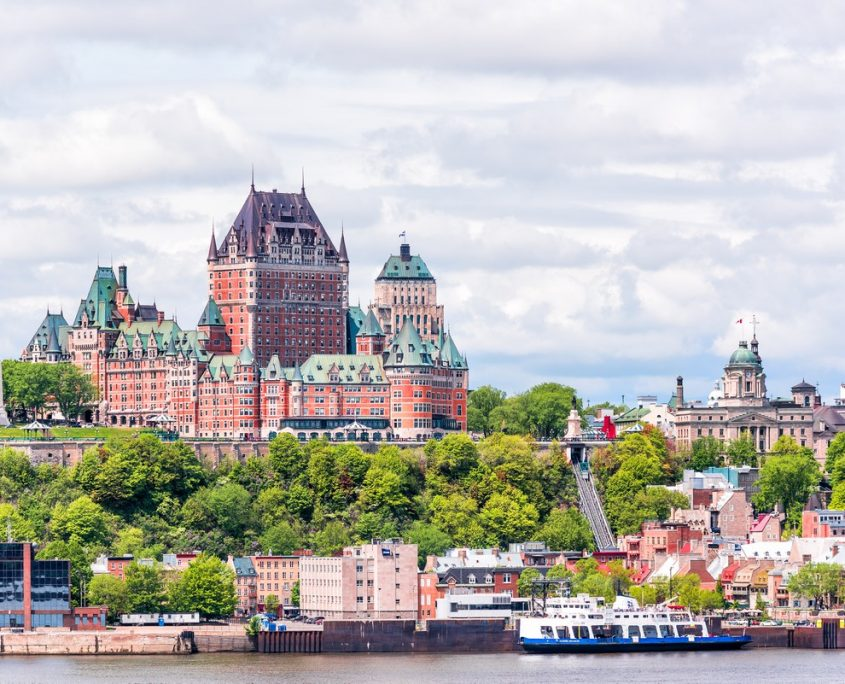 Quebec City Private Jet Charter