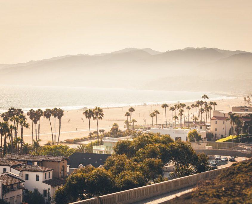 Santa Monica Private Jet Charter
