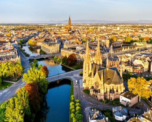 Strasbourg, France Private Jet Charter