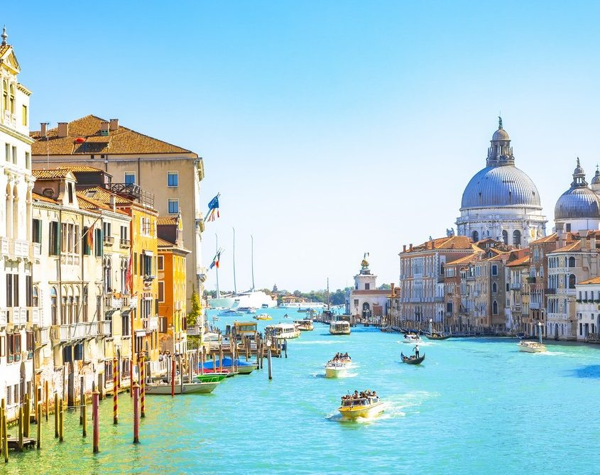 Venice, Italy Private Jet Charter