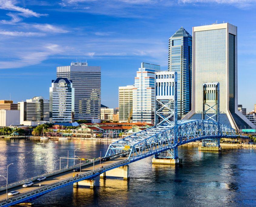 Jacksonville Private Jet Charter
