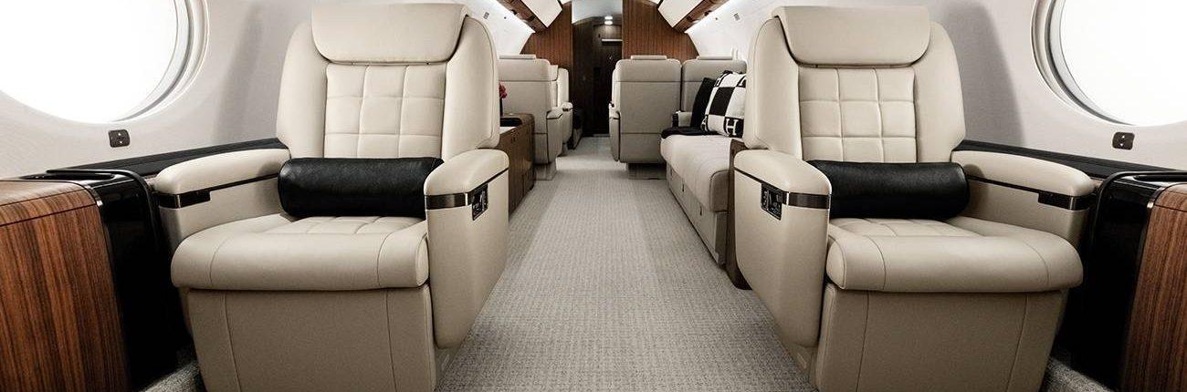 Interior Gulfstream G 650 ER 2